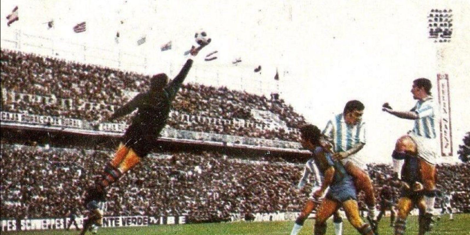 Miguel Reina (Córdoba, Barcelona y Atlético de Madrid, 1964-1980) es sexto Foto:Twitter