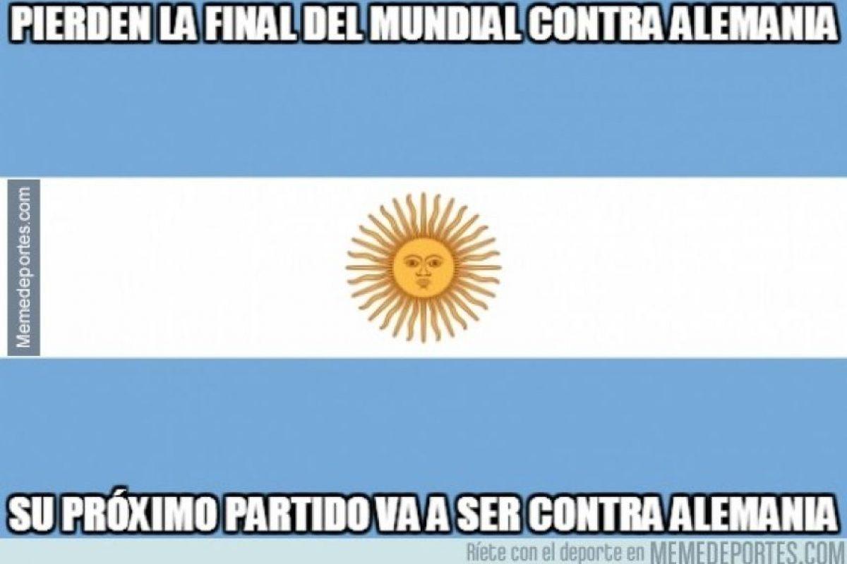 Alemania se impuso en la final a Argentina Foto:Twitter
