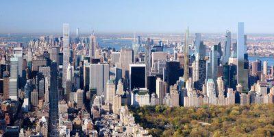 8. Nordstrom Tower, Nueva York – 92 pisos – 541 metros (1775 pies) de altura Foto: Adrian Smith + Gordon Gill Architecture – Skyscrapercenter.com