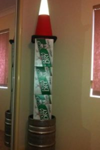 ¡Si es verde puede convertirse en árbol! Foto:Tumblr/Tagged-arbol-navidad
