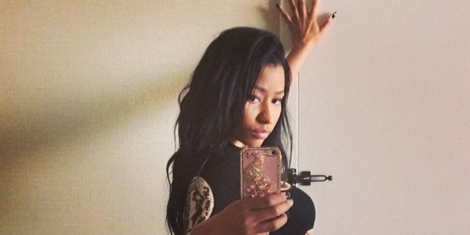 """Su segundo álbum """"Pink Friday: Roman Reloaded"""" fue lanzado en abril de 2012 Foto:Instagram @nickiminaj"""