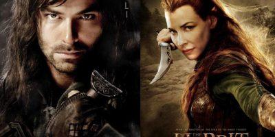 Y también vive un romance con Kili, representante de una de las razas más odiadas por los elfos: los enanos. Foto:New Line Cinema/MGM
