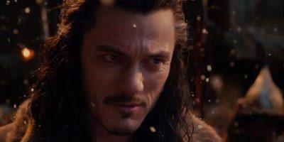 """Luke Evans interpreta a """"Bardo el Arquero"""" en la trilogía de """"El Hobbit"""". Foto:New Line Cinema/MGM"""