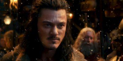 Tendrá que salvar a Ciudad del Lago de Smaug, el dragón. Foto:New Line Cinema/MGM