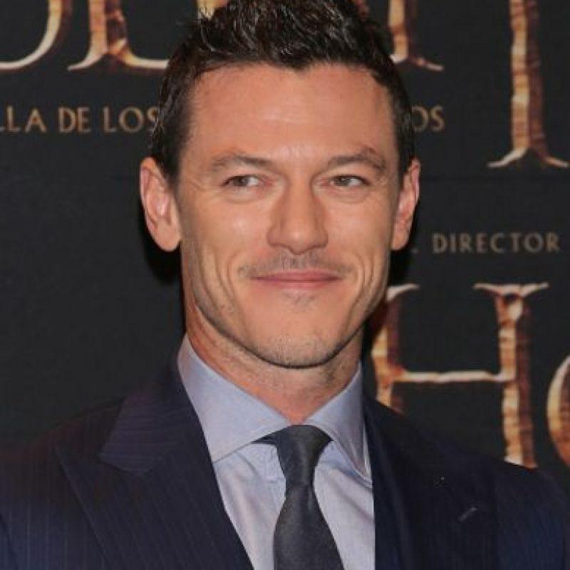 """Evans estuvo en la premiere de """"El Hobbit"""" en Ciudad de México. Foto:Getty Images"""