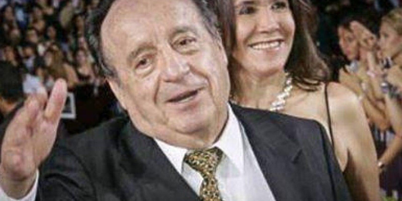 """Se casó con """"Chespirito"""" en 2004 Foto:Facebook Roberto Gomez Bolaños ( El Chavo )"""