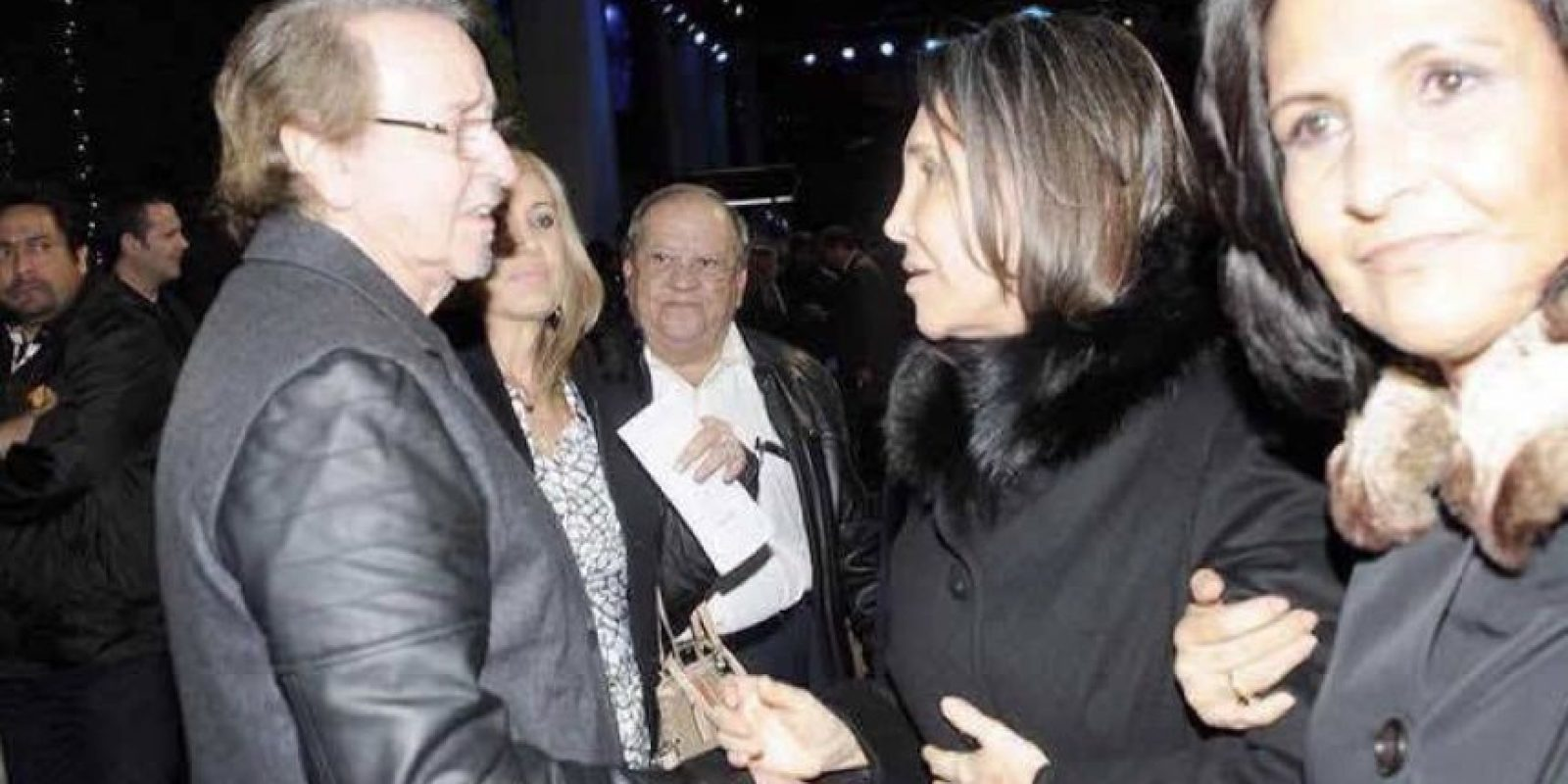 """Se volvieron a ver en el funeral de """"Chespirito"""" Foto:Facebook El Chavo del 8"""