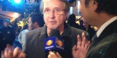 """VIDEO: """"Quico"""" reveló lo que le dijo a Florinda Meza en el funeral de """"Chespirito"""""""