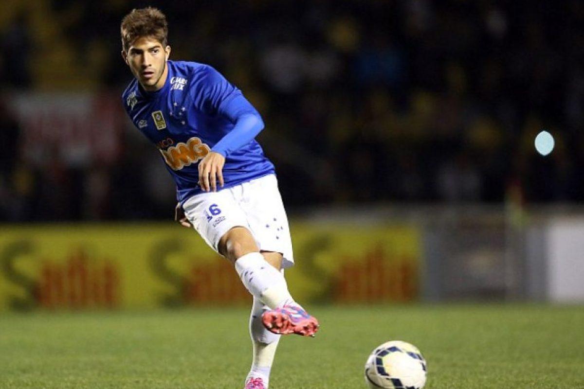 Silva juega con el Cruzeiro, de Brasil. Foto:zimbio.com