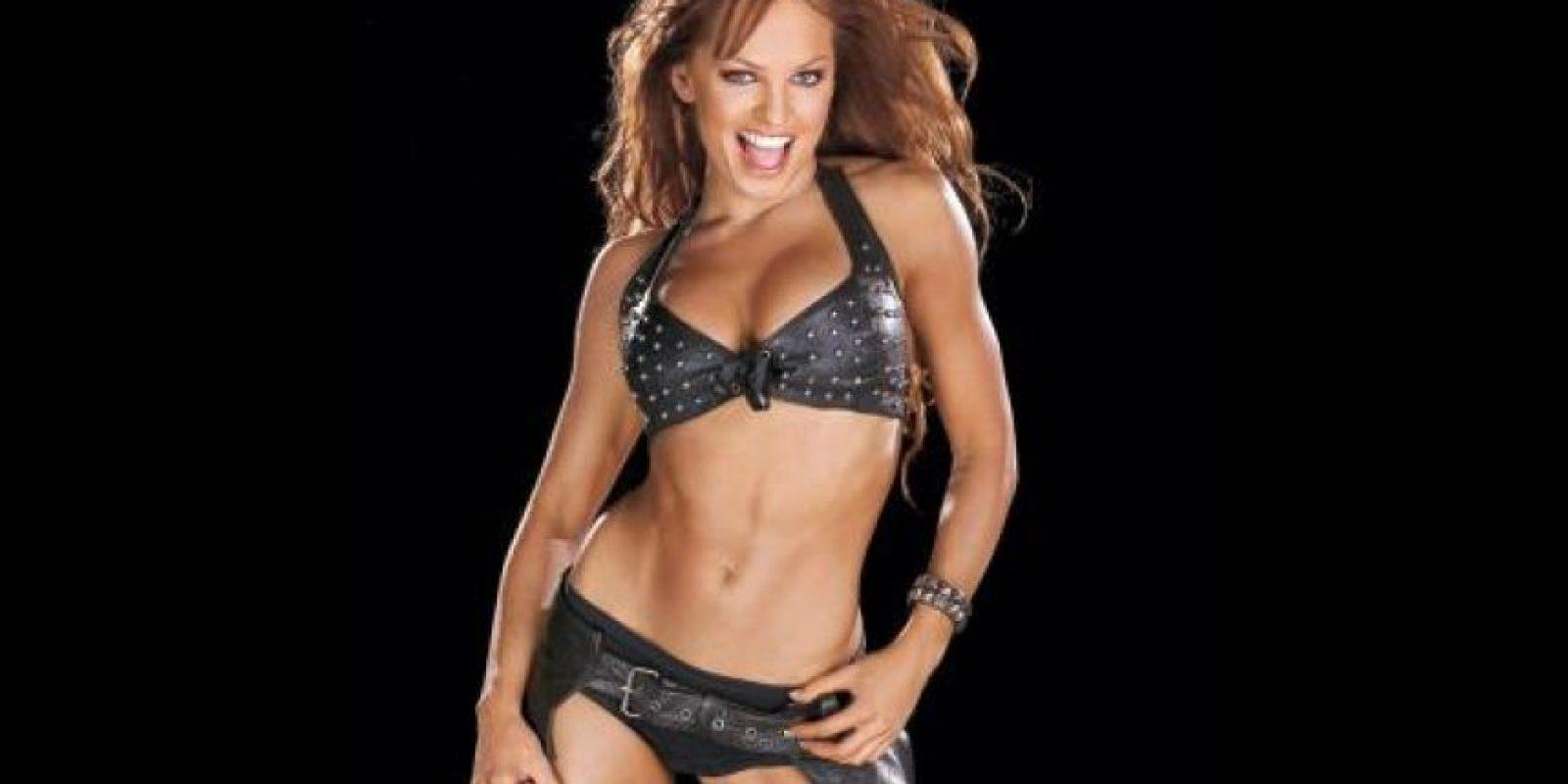 11. Christy Hemme Foto:WWE