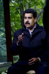 Nicolás Maduro – Venezuela. Foto: Getty Images