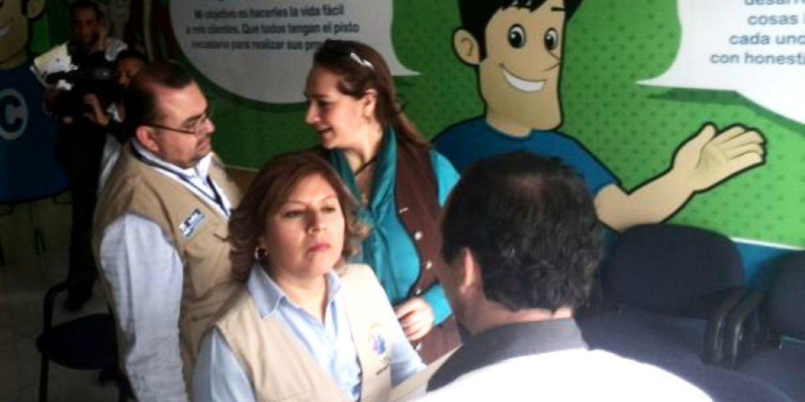 La jefa de la Diaco informó que luego de varias denuncias realizaron la inspección. Foto:Diaco