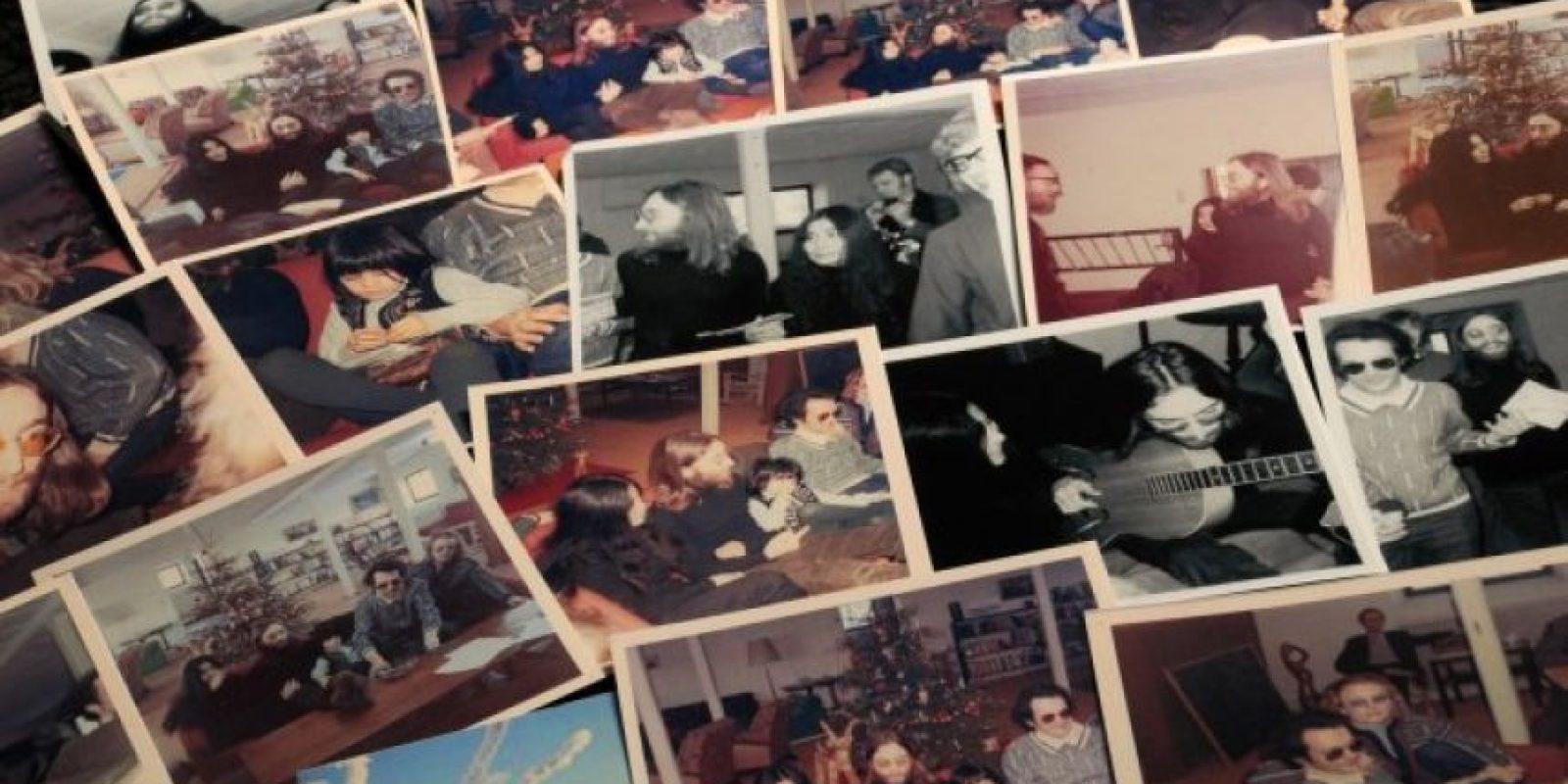 Fotografías originales de John Lennon y Yoko Ono