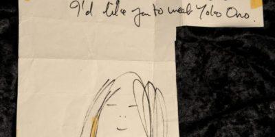 Esta pieza contiene la firma del músico. Foto:Cooperowen.com