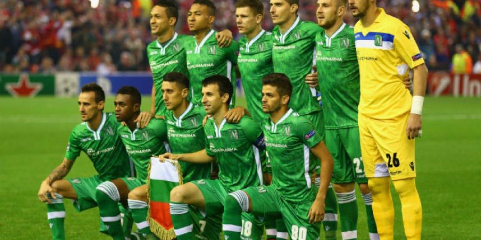 Ludogorets busca cerrar con un buen partido su actuación en la Champions Foto:Getty