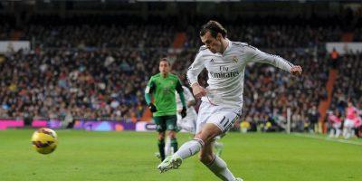 Gareth Bale marcó la segunda anotación del encuento Foto:Getty