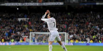Cristiano Ronaldo busca una nueva marca con los merengues Foto:Getty