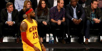 Por esta razón dicen que estrella de la NBA le faltó el respeto a la duquesa de Cambridge