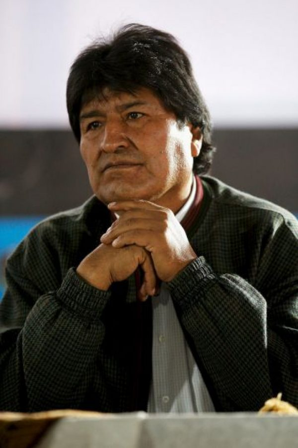 Evo Morales – Bolivia. Foto: Getty Images