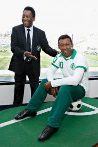 Y bromeó con estar en los próximos Juegos Olímpicos Foto:Getty