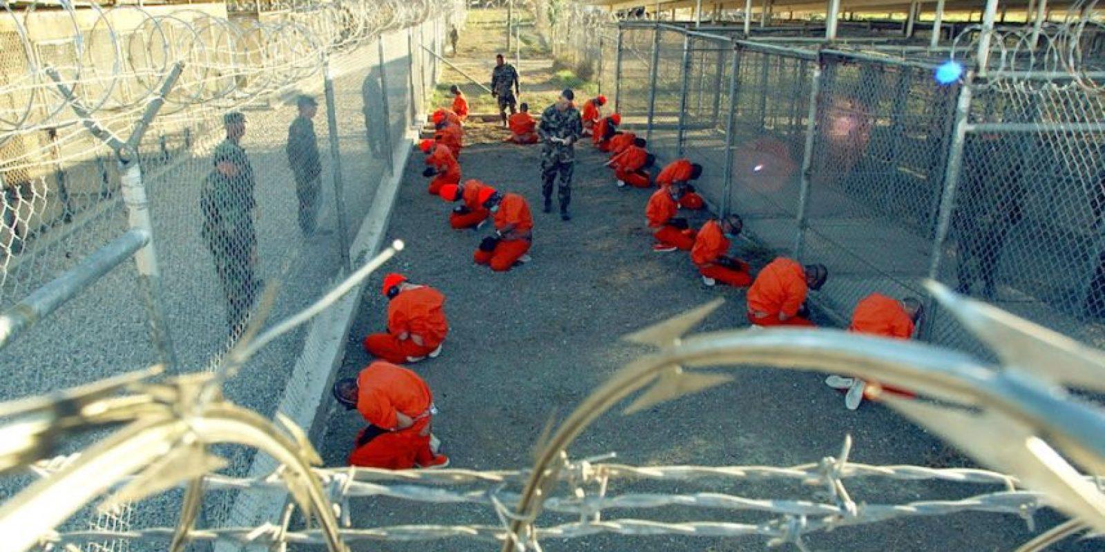 Para que confesaran, algunos detenidos no recibían alimentos, agua ni atención médica. Foto:Getty Images