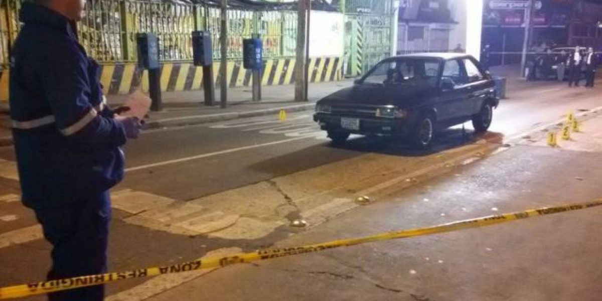 Repudio por asesinato de abogada en la zona 9