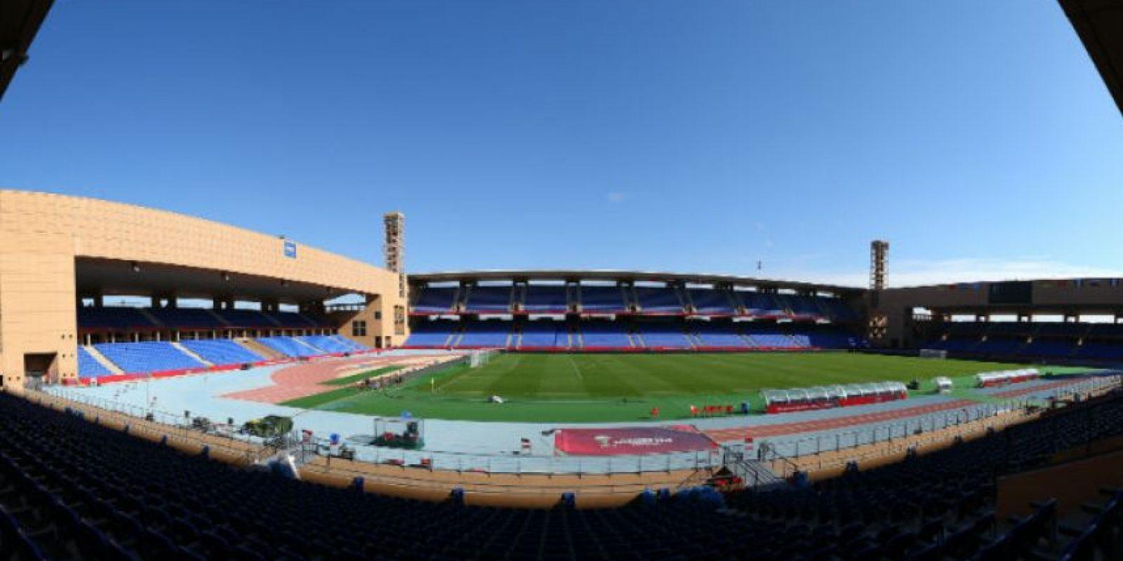 El estadio Marrakech es una de las sedes de la competición. Foto:Agencias