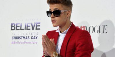 Justin Bieber ganó 80 millones Foto:Getty Images