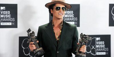 Bruno Mars ganó 60 millones de dólares Foto:Getty Images