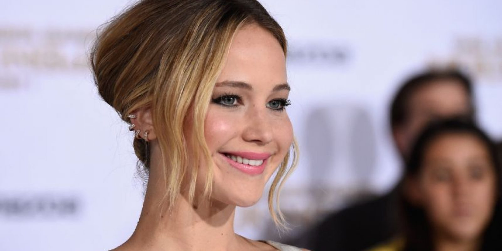 Jennifer Lawrence ganó 34 millones de dólares Foto: Getty Images