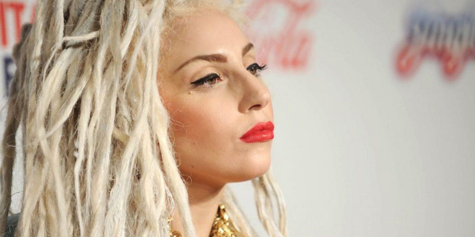 Lady Gaga ganó 33 millones de dólares Foto:Getty Images