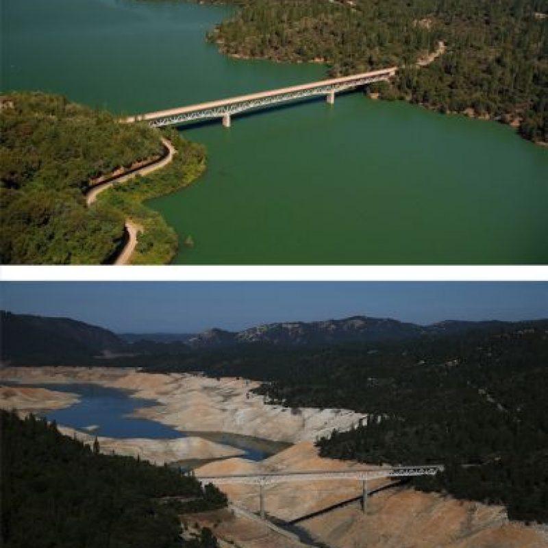 Sequías en California Foto:Getty Images