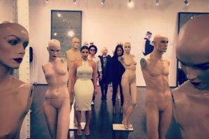 La parodia de Kim Kardashian Foto:Instagram/Kim Kardashian