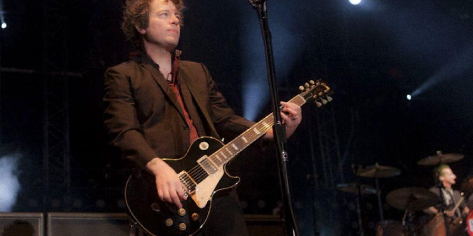 Jason ya colaboraba con Green Day desde la década de los 90. Foto:GreenDay.com