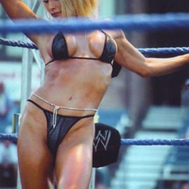 22. Sable Foto:WWE