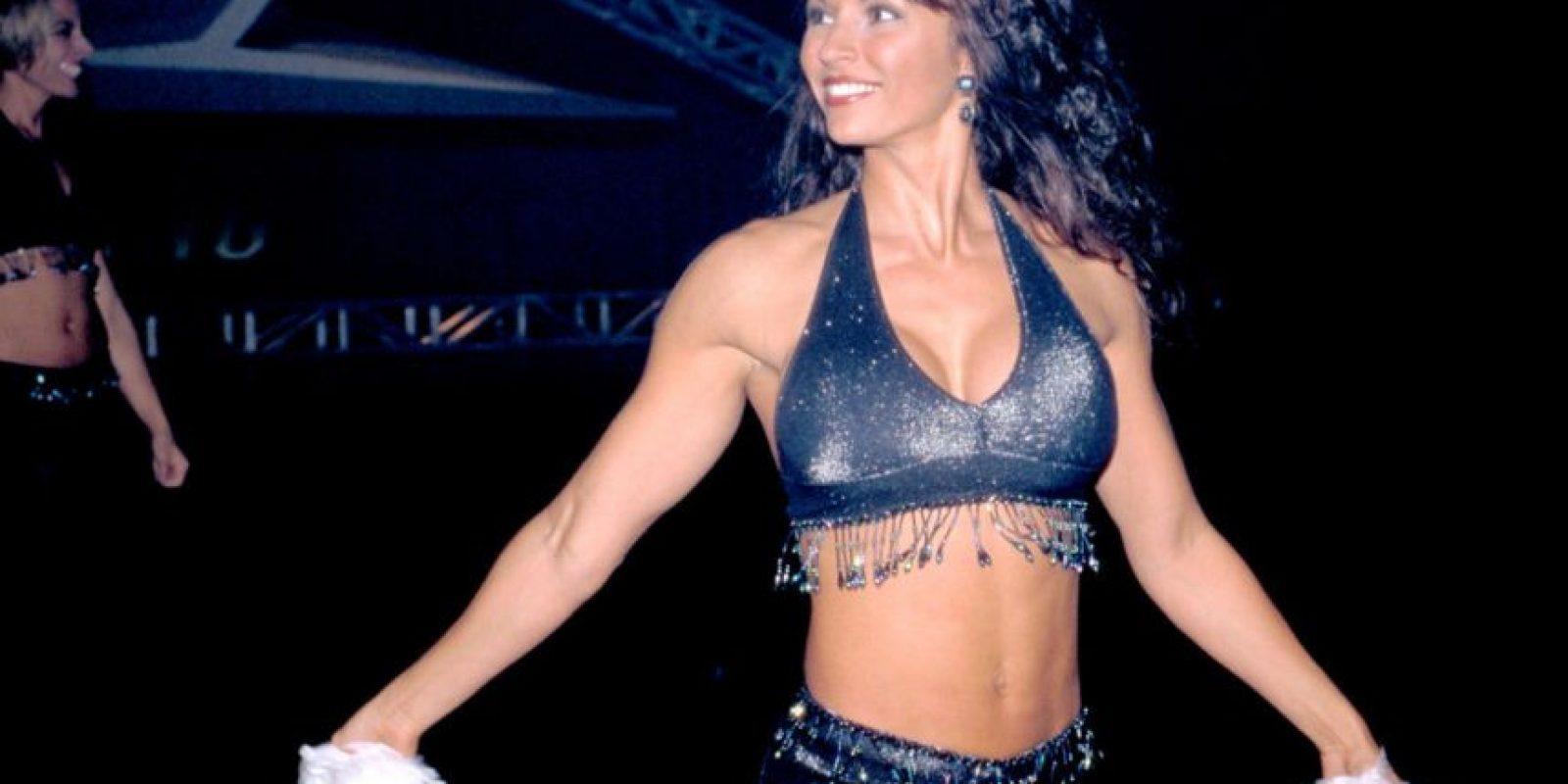 4. Kimberly Page Foto:WWE