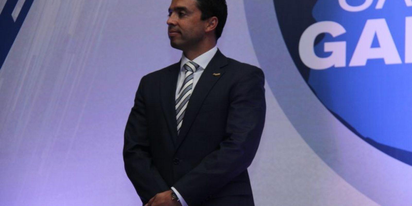 Martín Machón dejó la dirección de la DIGEF para ocuparse de CONADER. Foto:Prensa Digef