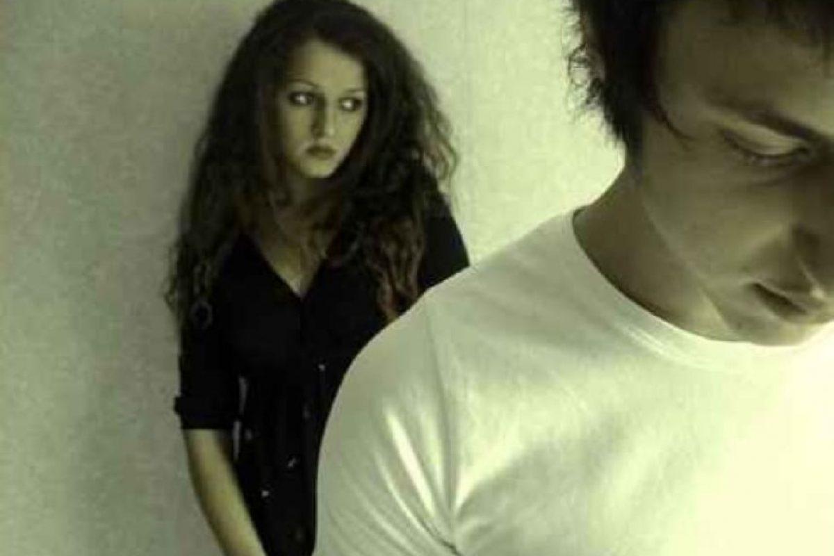 """""""El conflicto aumenta con la primera década del matrimonio, probablemente debido a problemas no resueltos y potencialmente sin solución"""". Foto:Tumblr.com/Tagged-pareja-mujer"""