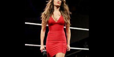 8. The Bella Twins (Nikki) Foto:WWE