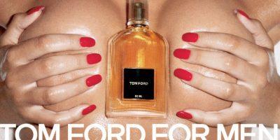 """No, moda. Es del primer anuncio de la corriente """"Porno Chic"""" iniciada por Tom Ford. Foto:Tom Forrd"""