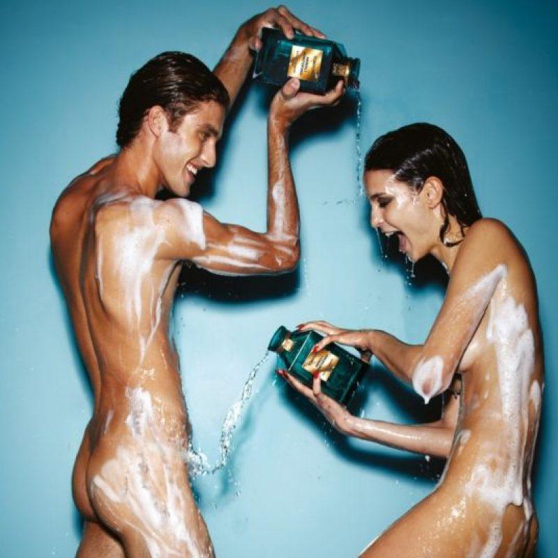 No, moda. Otro anuncio de Tom Ford. Foto:Tom Ford