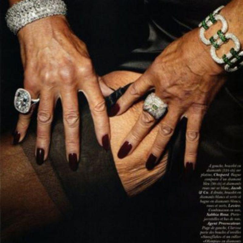 No, moda. Foto:Vogue Francia.