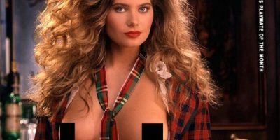 Tanya Beyer fue Playmate en 1992, en febrero Foto:Playboy