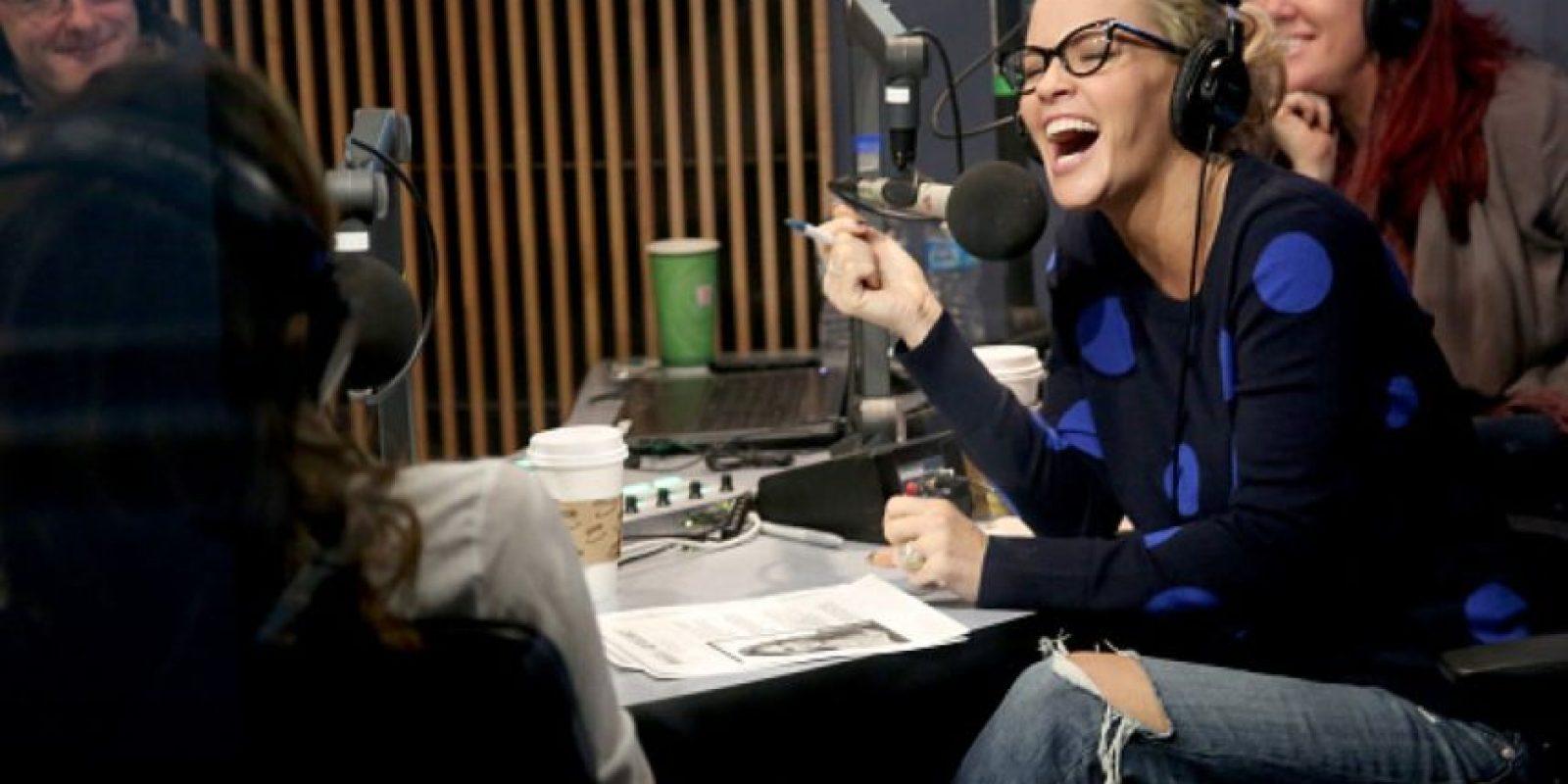 Jenna Jameson dijo que durmió con ella. Se ha divorciado tres veces. Foto:Getty Images