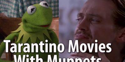 VIDEO: Lo mejor de Tarantino recreado por los