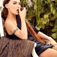 Es una actriz y cantautora española,5 con nacionalidad mexicana Foto:Instagram @belindapop