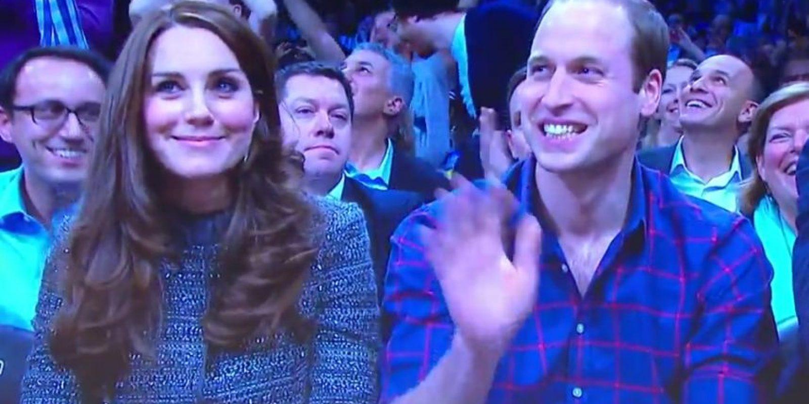 Sonrieron y saludaron Foto:NBA Highlights