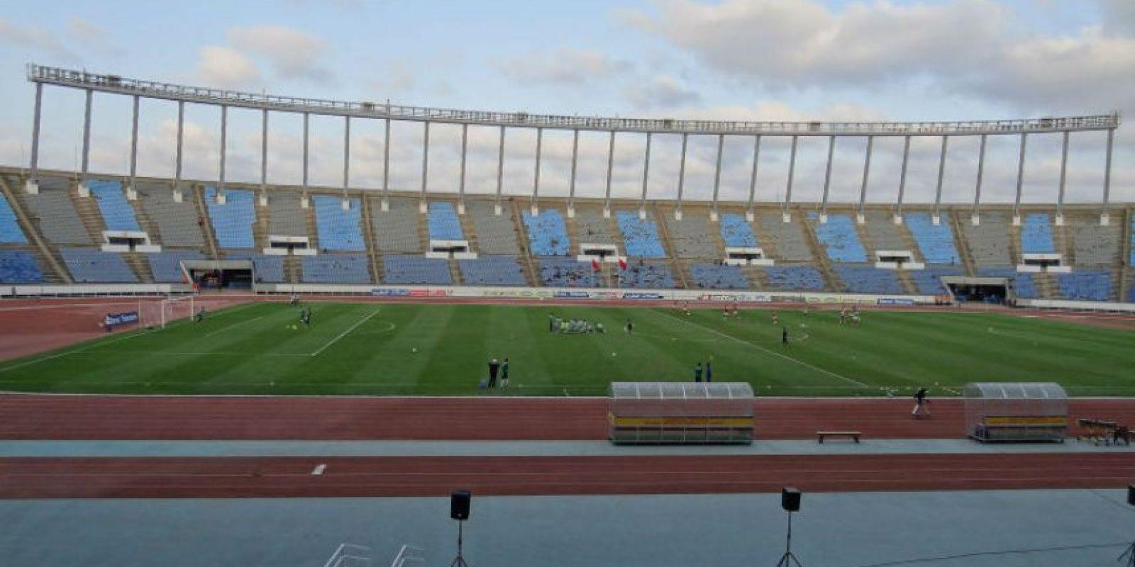 El estadio Moulay Abdell es una de las sedes de la competición. Foto:Agencias