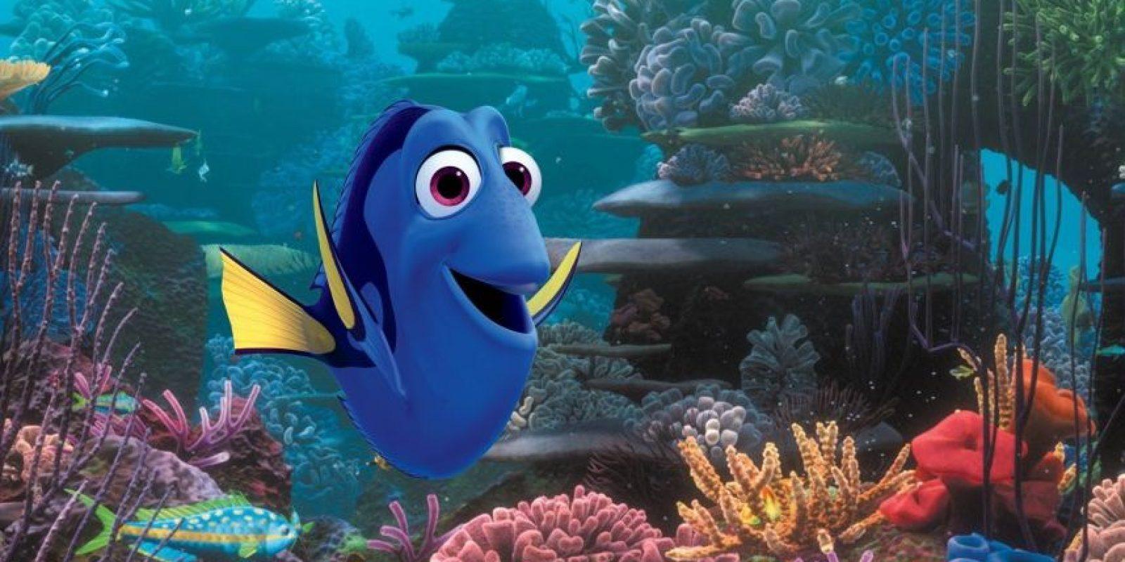 Además de poder ver a los personajes de la entrega anterior (entre ellos a los amigos de Nemo de la pecera del dentista P. Sherman), habrá una serie de nuevos peces que se suman a la historia, como los padres de Dory. Foto:Facebook/Finding Dory