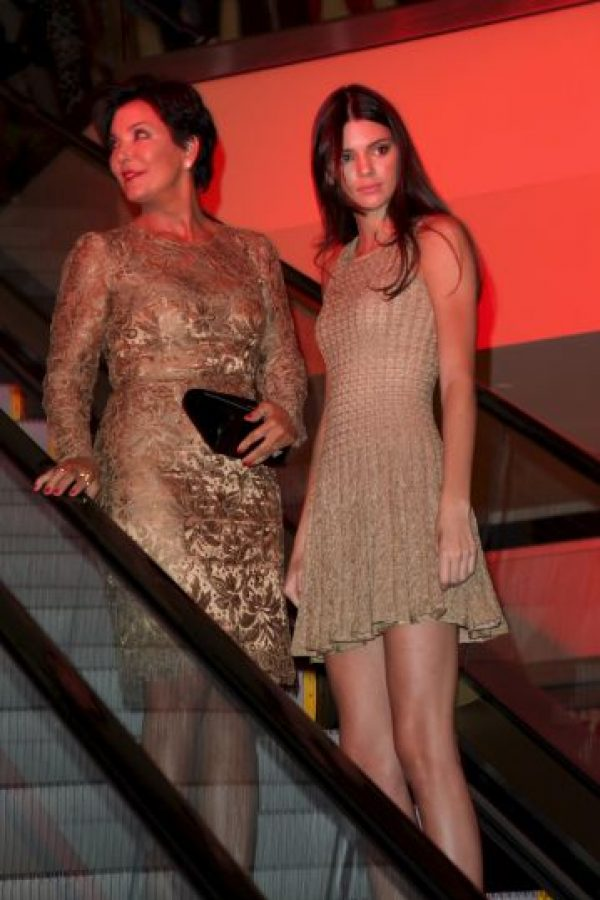 "Participó en el ""Fashion Week New York Spring 2015"" Foto:Getty Images"